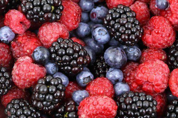 פירות יער דלקת מפרקים